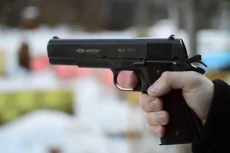 стрельба, пневматический пистолет, нарушение закона, уголовный кодекс, беларусь
