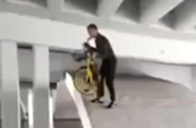 прокатный велосипед, аренда байка, минск, угон, преступление