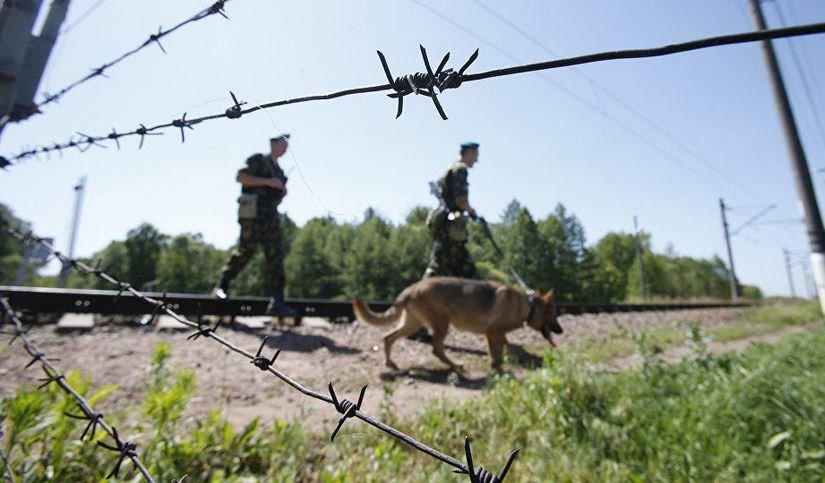 незаконное пересечение границы, беларусь, польша, евросоюз, погранслужба