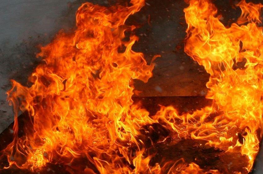 лидский район, новости, пожар, возгорание, дом, жертвы, смерть, спасатели, медики