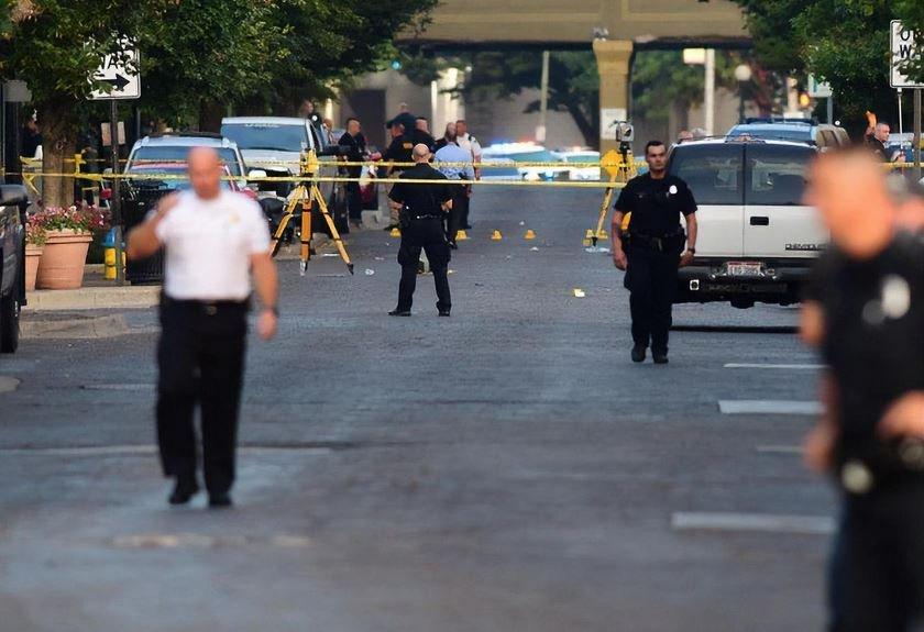 сша, стрельба, чикаго, раненые, полиция, стрелок, поиски, сша, новости