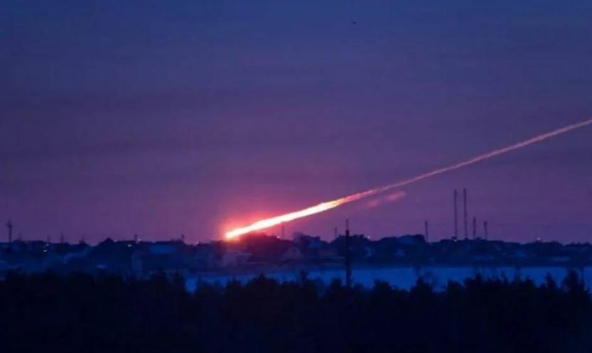 падение метеорита, челябинск, взрыв, последствия, 2013