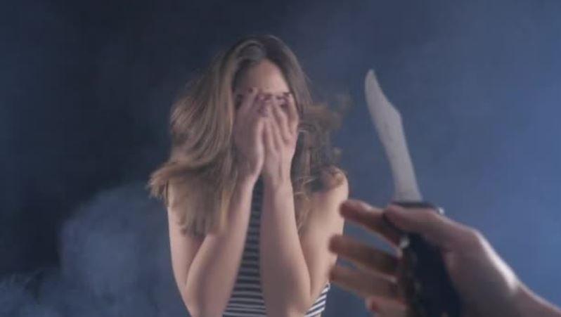 В Молодечно турок гонялся с ножом за девушкой