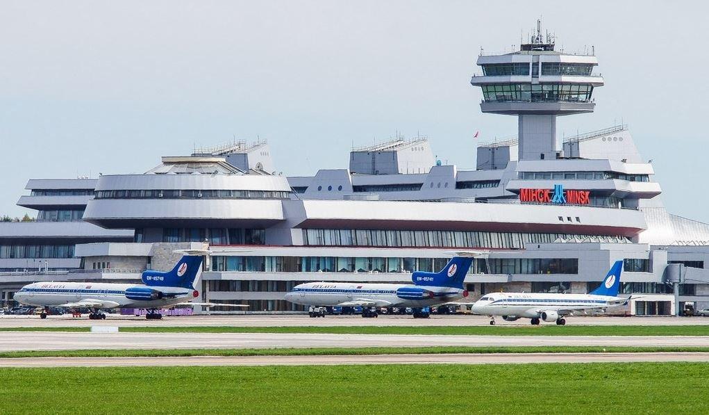 национальный аэропорт минск полеты пассажиры вылеты статистика