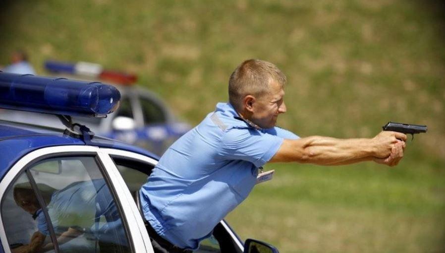 столбцовский район, погоня, пьяный водитель, гаи, стрельба, милиция