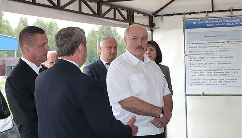 лукашенко, президент беларуси, рабочая поездка, могилевская область