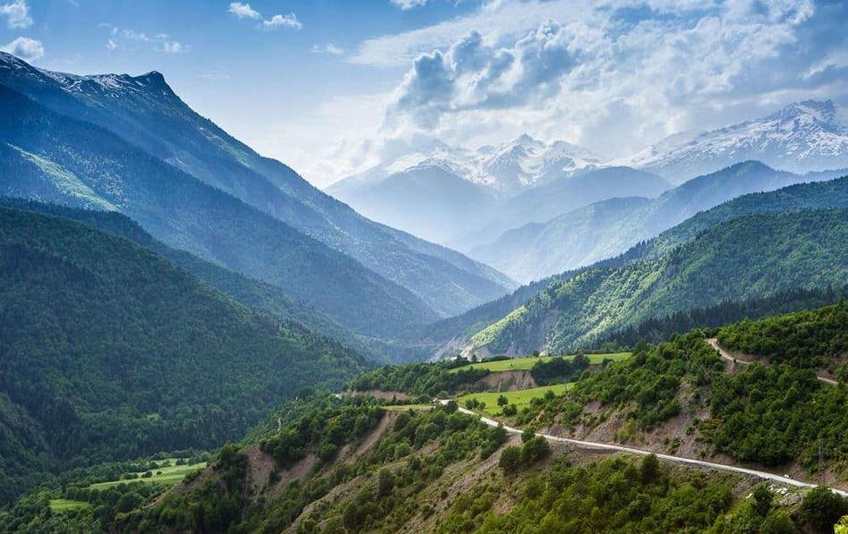 туристы, горы, грузия, белорусы, пропажа, поиски, тетнульд