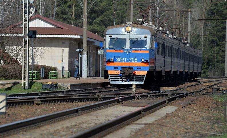 В Барановичах маневровый локомотив сбил пьяного мужчину