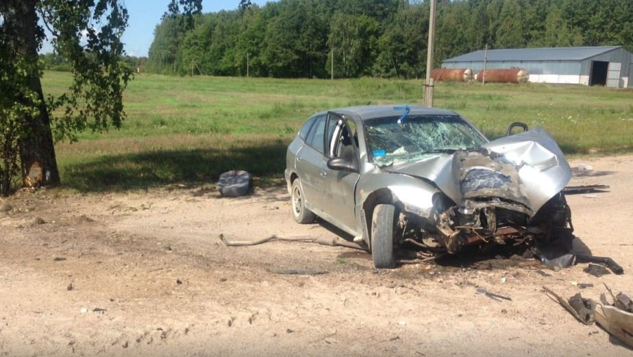 Два человека погибли в ДТП в Пуховичском районе