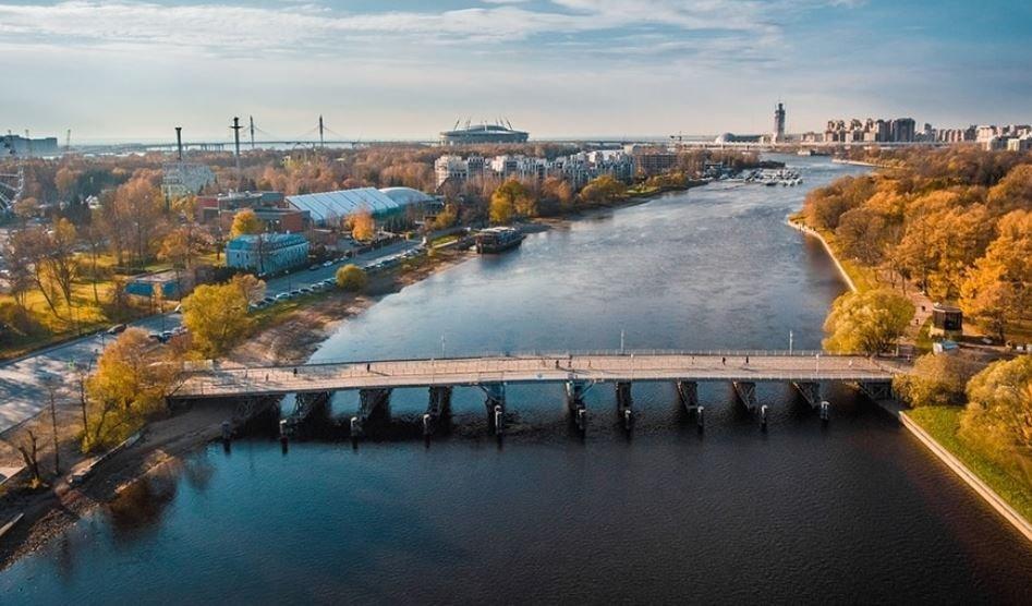 петербург, утонувший белорус, средняя невка, елагин мост, трагедия, гибель, милиция