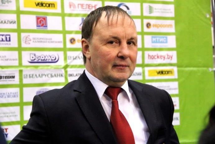 михаил захаров, главный тренер, сборная беларуси по хоккею