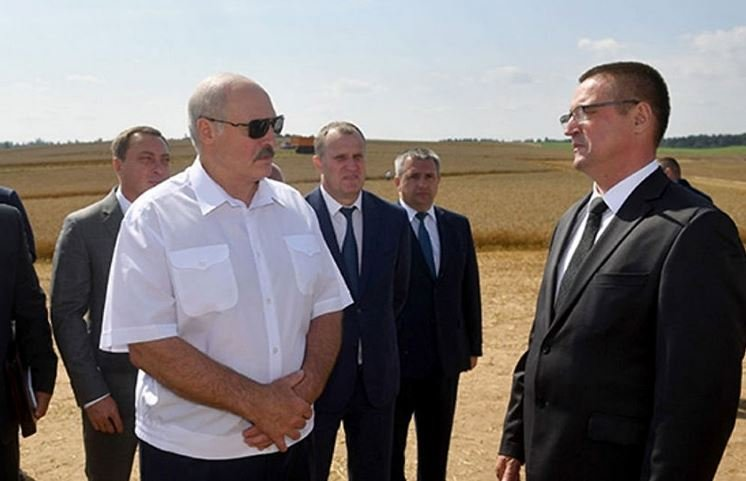 лукашенко, президент беларуси, рабочая поездка, ивьевский район, гродненская область