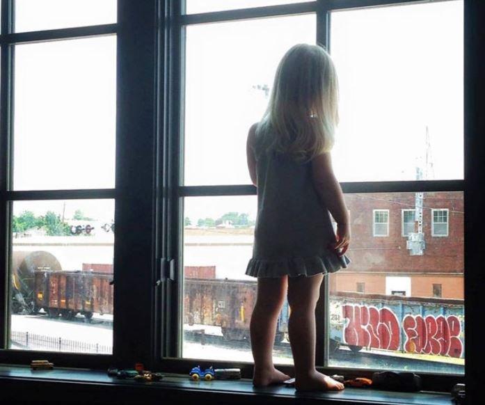 мозырь, окно, падение, ребенок, скорая, милиция, родители, больница