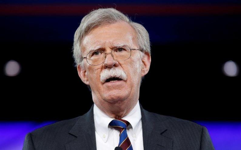 Джон Болтон, госсекретарь США, визит, беларусь, встречи, МИД