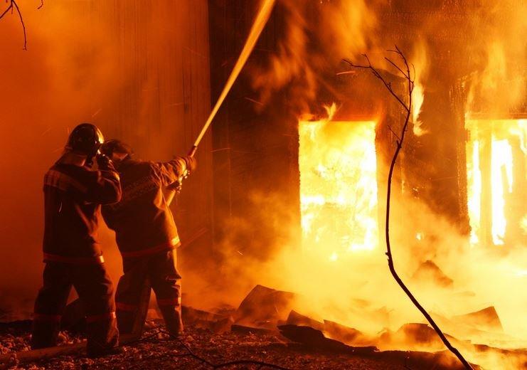 лидский район, пожар, гибель, деревня татарцы, спасатели мчс