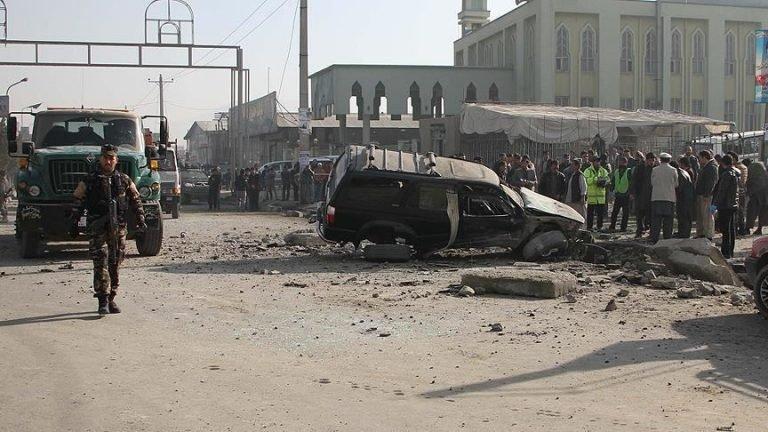 Число погибших при взрыве в Кабуле выросло до 16