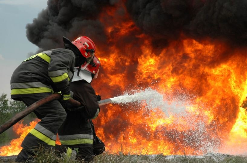 В Витебской области двое мужчин погибли на пожарах