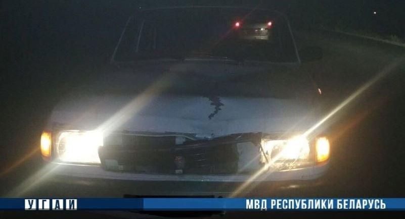 Под Жабинкой «Волга» насмерть сбила велосипедиста