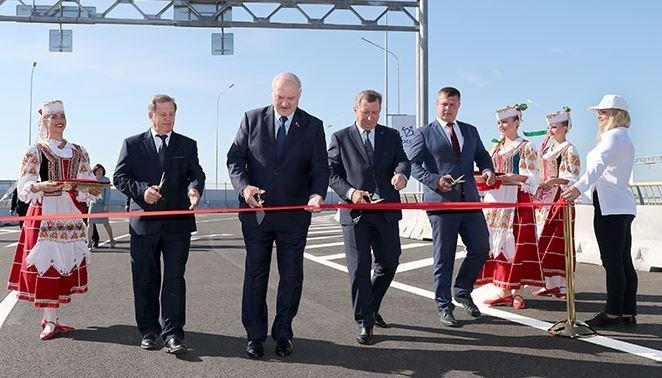 Лукашенко приехал в Брест на 1000-летие города
