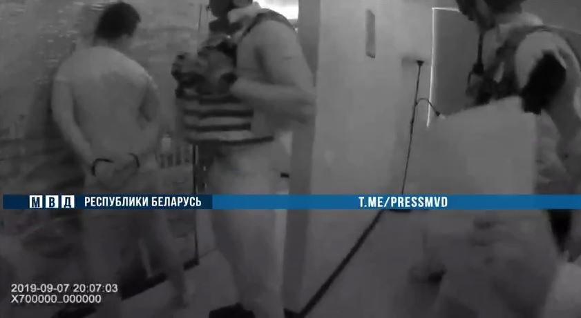 В Минске задержан третий участник нападения на женщину в Гомеле
