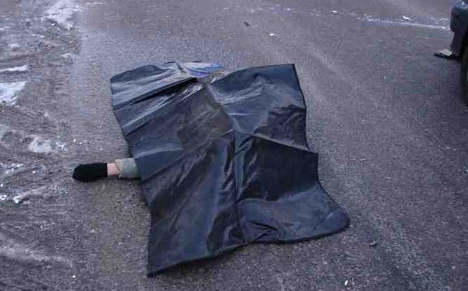 Такси насмерть сбило женщину в Витебске
