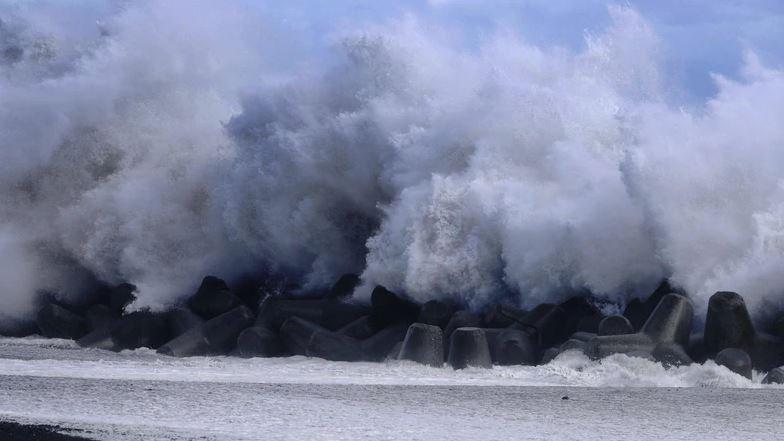 В Японии из-за тайфуна «Факсай» погибла женщина