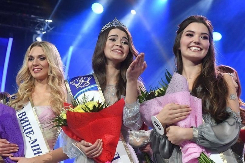 «Мисс Беларусь» Мария Василевич идет в депутаты