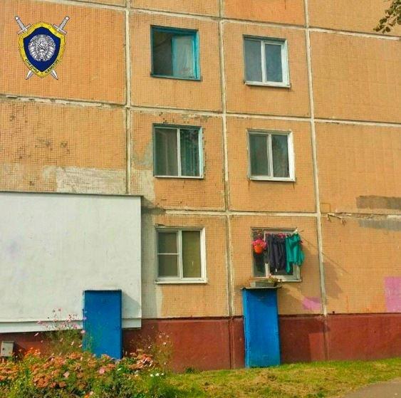 В Витебске 4-летний мальчик выпал из окна 3-го этажа