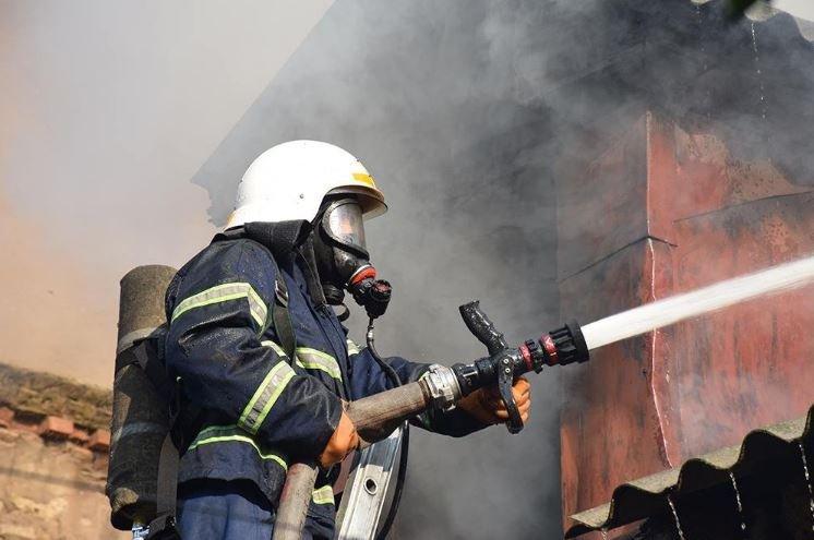 В Червенском районе на пожаре погибла женщина