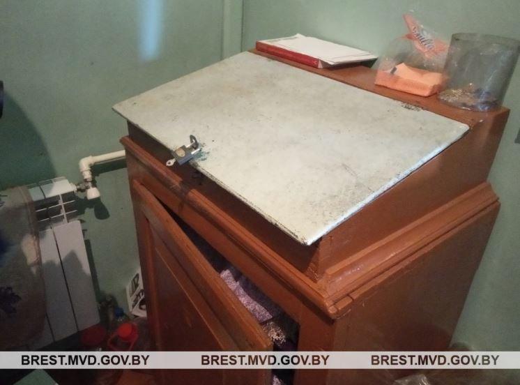 В Ивановском районе из церквей украли 9 икон
