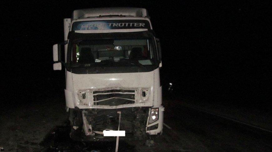 Четыре белоруса погибли в ДТП в Калмыкии
