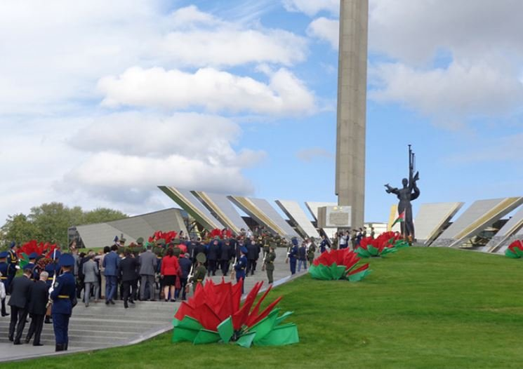 В Минске отменили массовые гуляния на День города