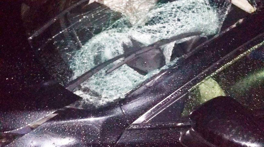 В Лепельском районе автомобиль насмерть сбил пешехода