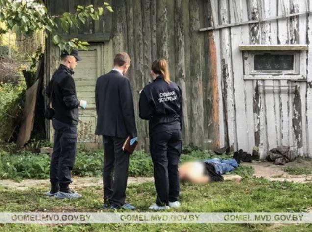 Гомельчанин в ссоре убил собутыльника