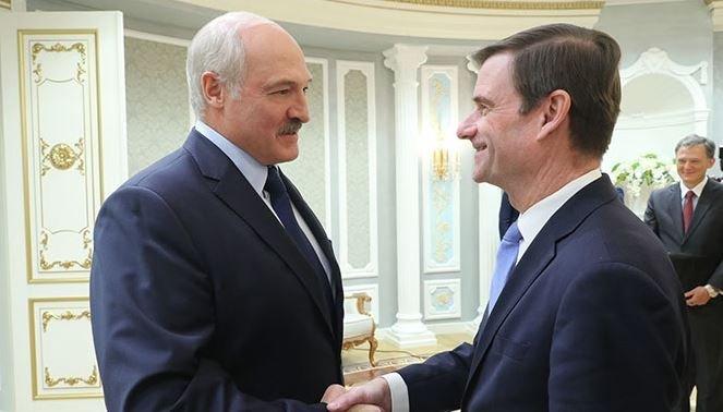 Беларусь и США договорились о возвращении послов
