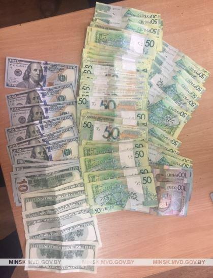 Мужчина украл у соседа 4 тыс. долларов и отправил их на свадьбу сыну