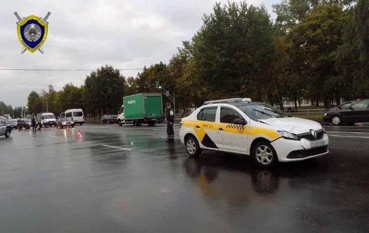 В Могилеве автомобиль насмерть сбил пешехода