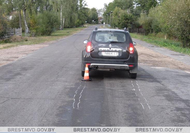 Автомобиль сбил 8-летнего мальчика в Бресте