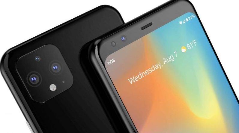Google Pixel 4 и XL выйдут в трех цветах