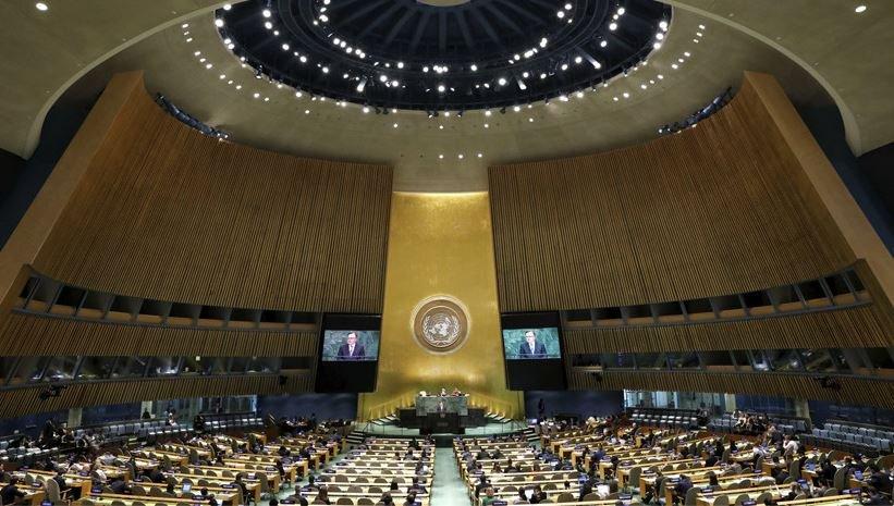 Российской делегации не выдали визы для участие в Генассамблее ООН