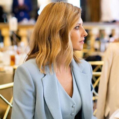 Супруга Зеленского тоже пришла в ООН без нижнего белья