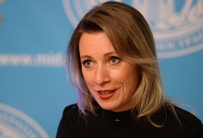 Захарова ответила на слова о причастности России к скандалу в США