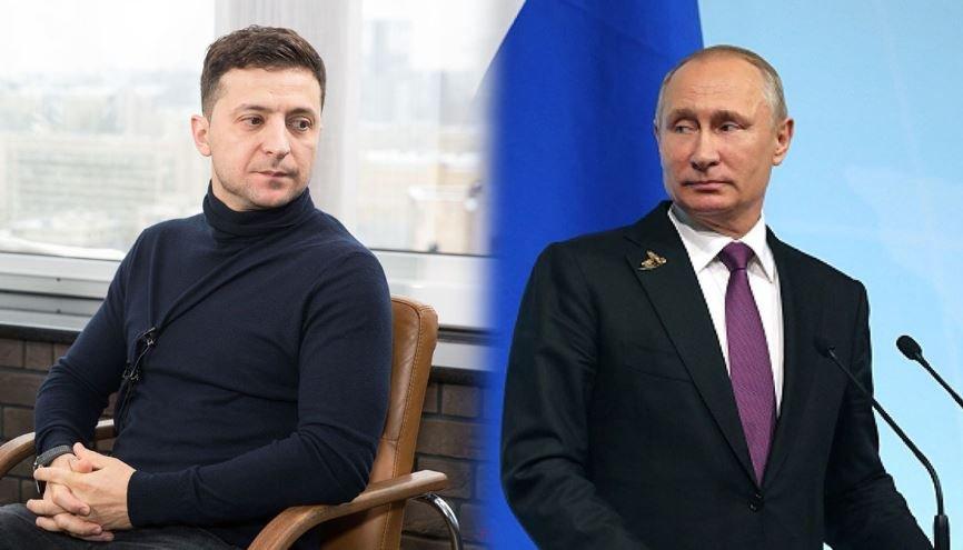 Зеленского призвали опубликовать стенограммы бесед с Путиным