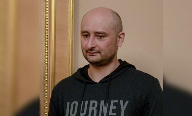 Бабченко оскорбил скончавшегося Марка Захарова