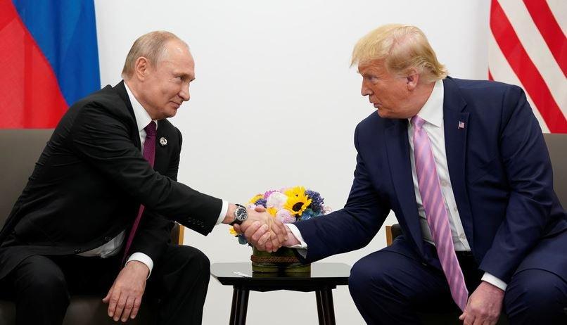 Демократы США намерены добиться публикации бесед Трампа и Путина