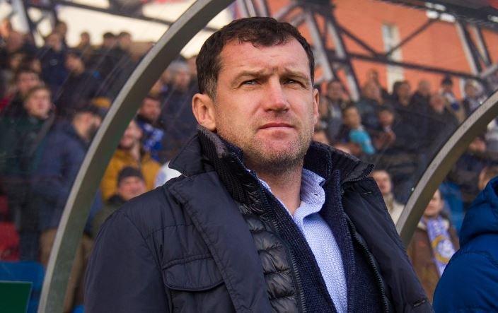 Сергей Гуренко обвинил в непрофессионализме арбитра Андрея Василевича