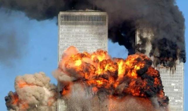 11 сентября 2001, террористы, башни-близнецы, самолет, сша, фото, видео