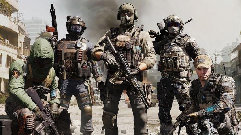 Call of Duty Mobile - премьера игры на iOS и Android-смартфонах