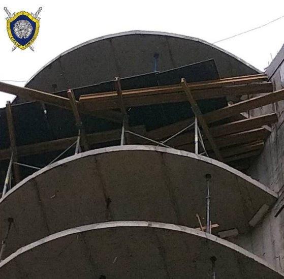 В Минске монтажник-стропальщик упал с 11-го этажа и разбился