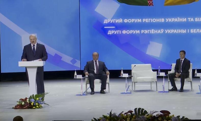 В разговоре с Зеленским Лукашенко назвал Украину Россией
